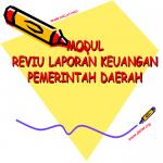 Reviu Laporan Keuangan Daerah