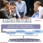 Manajemen Keprotokolan dan MC