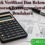 Bimtek Verifikasi Dan Rekonsiliasi Laporan Pertanggungjawaban Bendahara